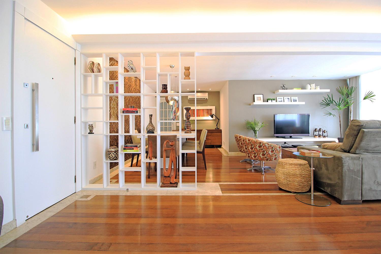 Sala - Apartamento DM