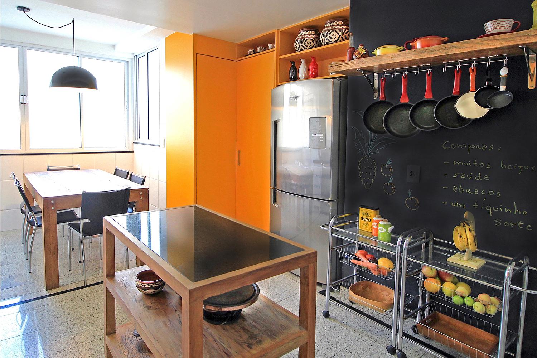 Cozinha - Apartamento DM