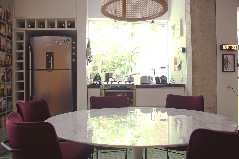 Sala - Apartamento DR
