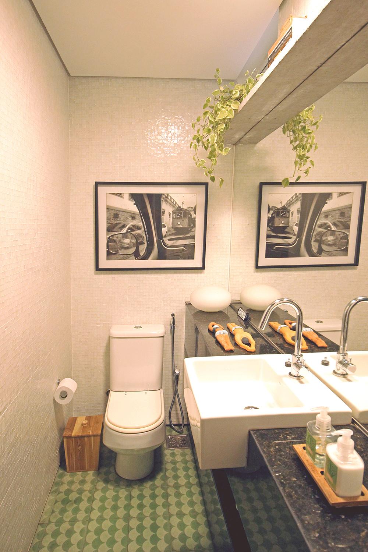 Lavabo - Apartamento DR