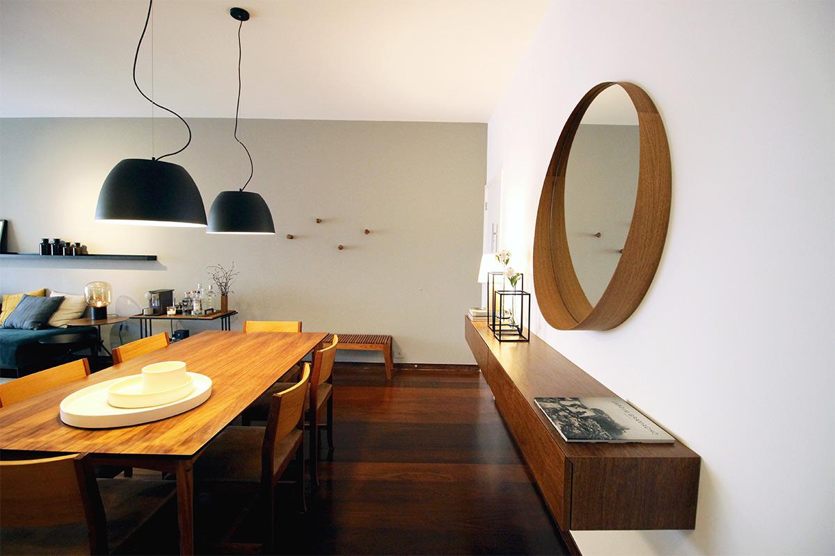 Sala - Apartamento ED