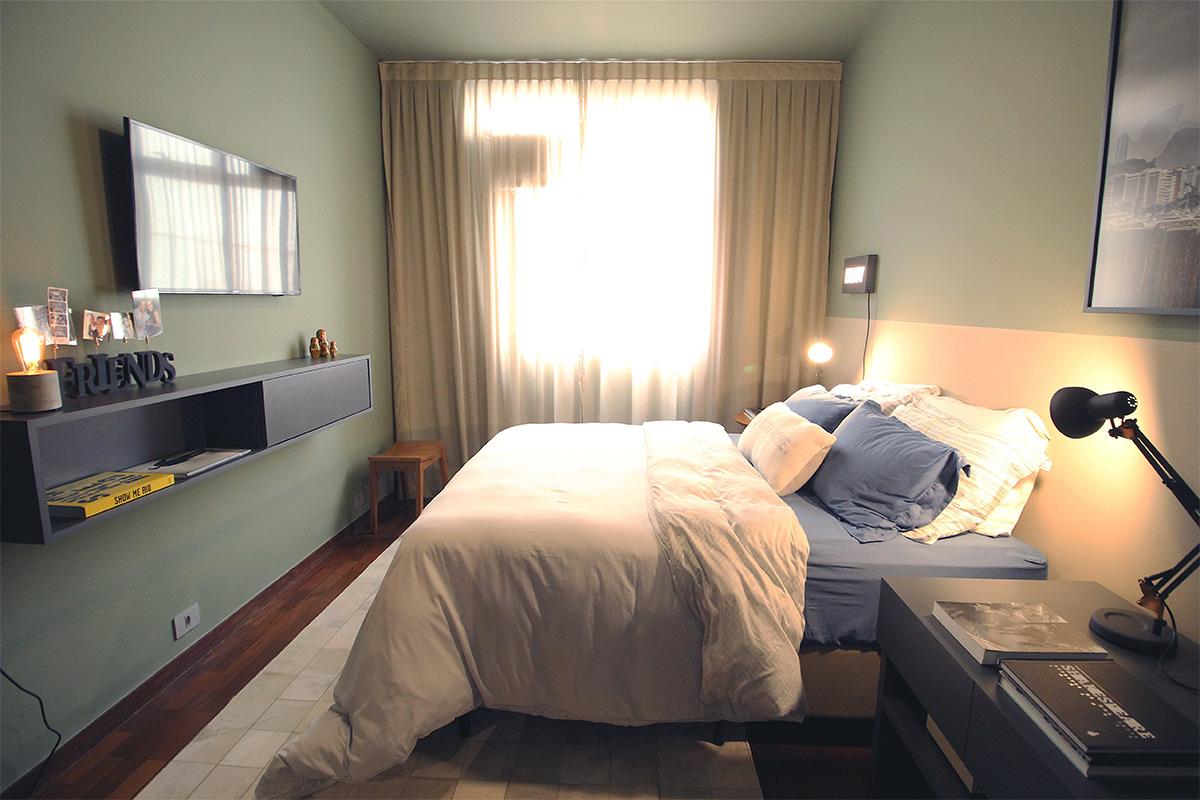 Quarto - Apartamento ED