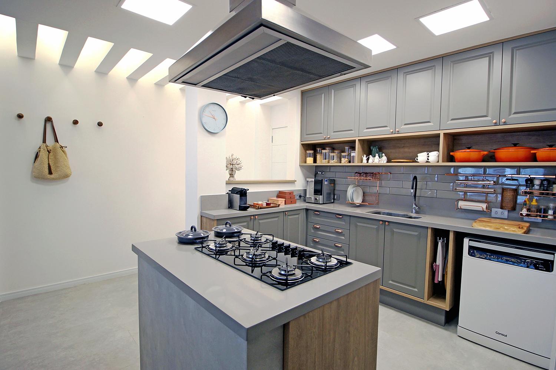 Cozinha - Apartamento LA