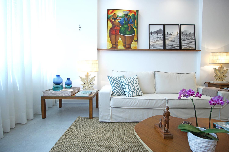 Sala - Apartamento LA