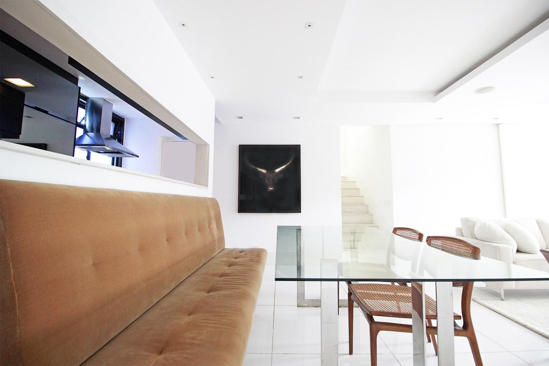 Sala - Apartamento MA