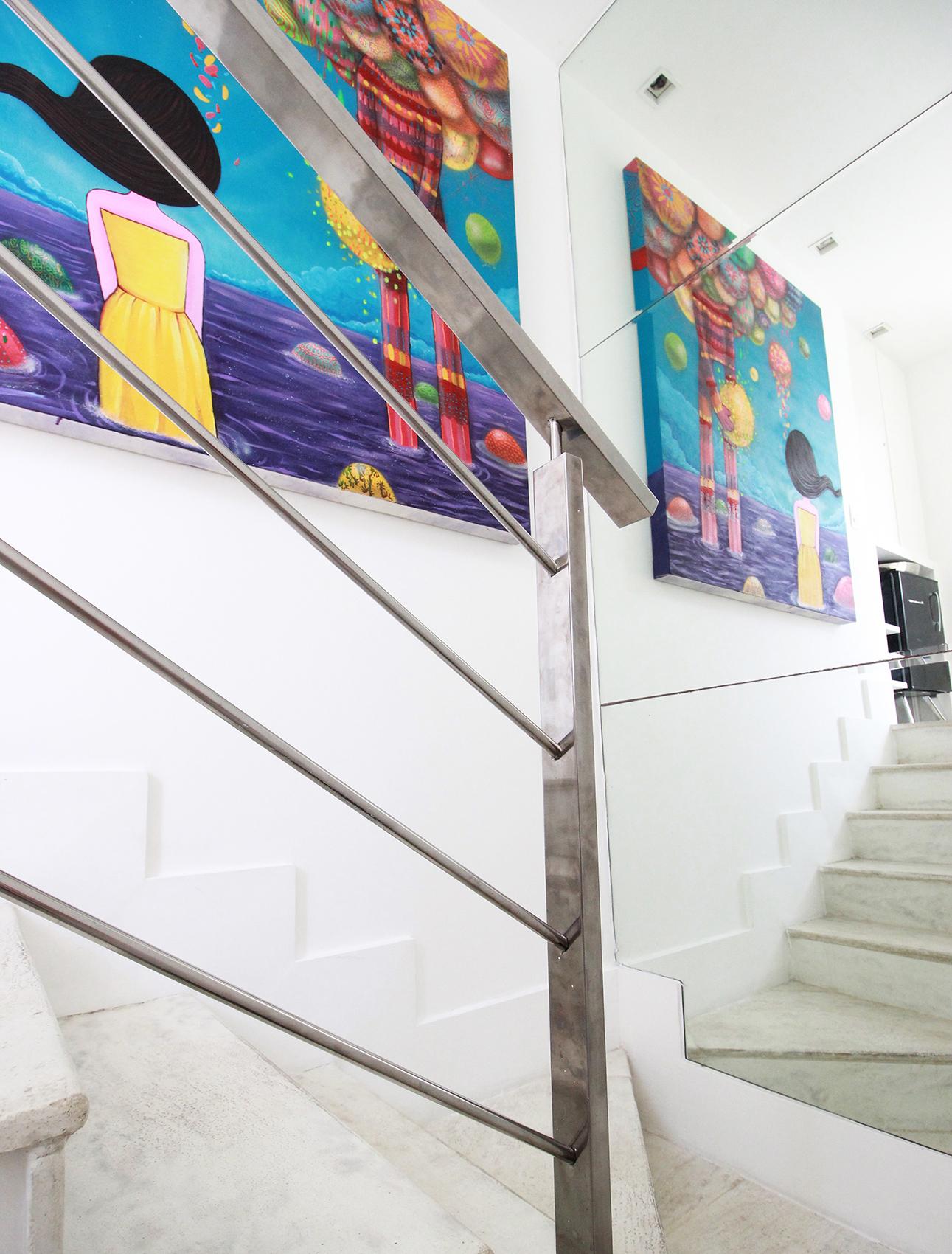 Escada - Apartamento MA