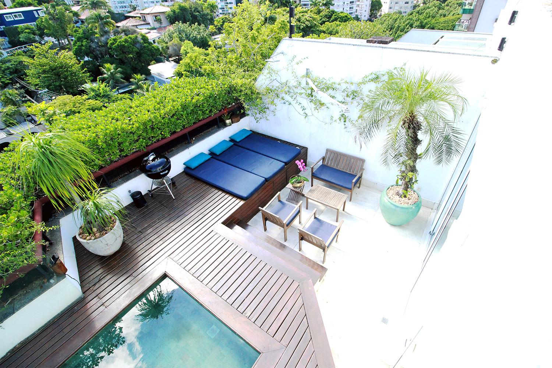 Terraço Cobertura - Apartamento MA