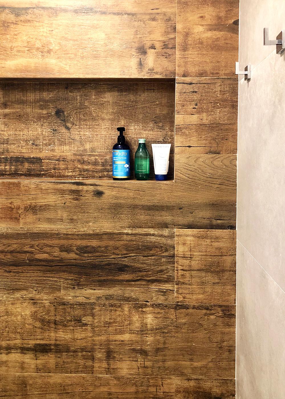 Banheiro Suíte - Apartamento ME