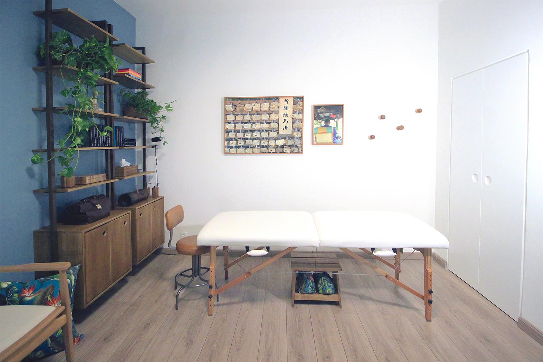 Sala de Atendimento - Consultório RA