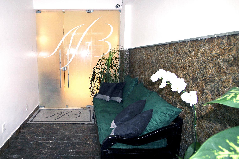 Hall de Entrada - Consultório MA