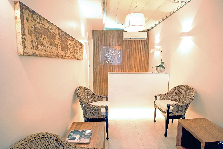 Sala de Espera - Consultório MA
