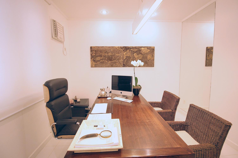 Sala de Atendimento - Consultório MA