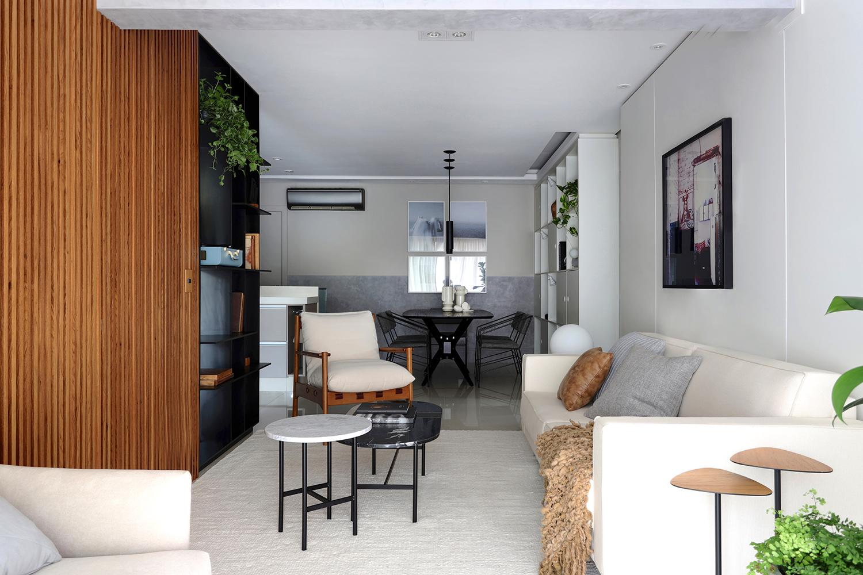 Sala - Apartamento AS