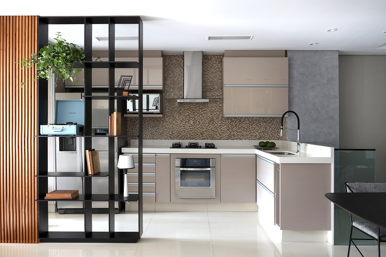 Cozinha - Apartamento AS